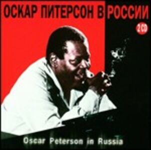 CD Oscar Peterson in Russia di Oscar Peterson