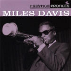 CD Prestige Profiles vol.1: Miles Davis di Miles Davis