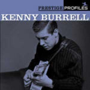 Foto Cover di Prestige Profiles vol.7: Kenny Burrell, CD di Kenny Burrell, prodotto da Concord