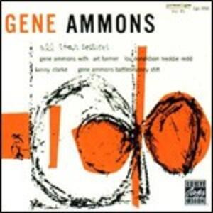 All Star Sessions with Sonny Stitt - CD Audio di Gene Ammons,Sonny Stitt
