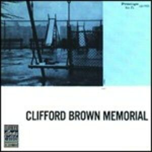 CD Clifford Brown Memorial di Clifford Brown