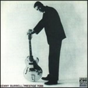 Foto Cover di Kenny Burrell, CD di Kenny Burrell, prodotto da Concord