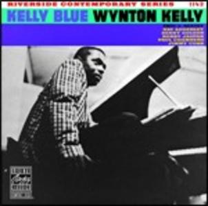 CD Kelly Blue di Wynton Kelly