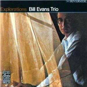 CD Explorations di Bill Evans (Trio)