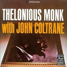 With John Coltrane - Vinile LP di Thelonious Monk