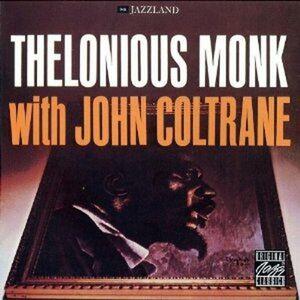 CD Thelonious Monk with John Coltrane John Coltrane , Thelonious Monk