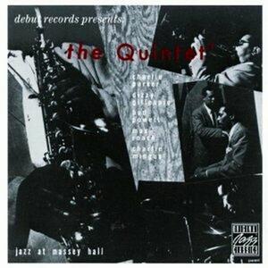 Jazz at Massey Hall - CD Audio di Quintet