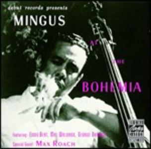 CD Mingus at the Bohemia di Charles Mingus