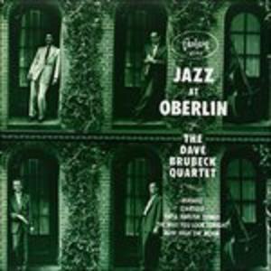 Vinile Jazz at Oberlin Dave Brubeck