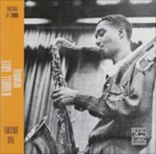 Memorial vol.1 - CD Audio di Wardell Gray
