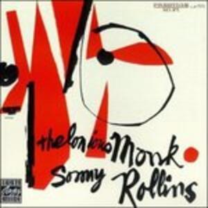 Thelonius Monk & Sonny Rollins - Vinile LP di Thelonious Monk,Sonny Rollins