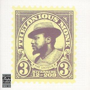 The Unique Thelonious Monk - CD Audio di Thelonious Monk