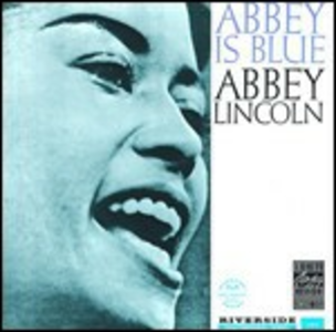 Vinile Abbey Is Blue Abbey Lincoln