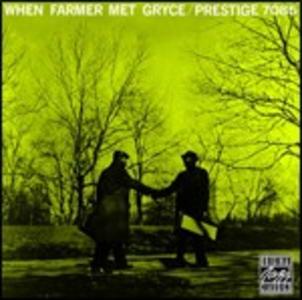 CD When Farmer Met Gryce Art Farmer , Gigi Gryce