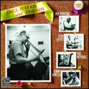 CD Bill Harris & Friends di Bill Harris