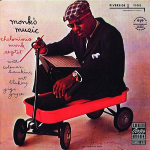 CD Monk's Music di Thelonious Monk