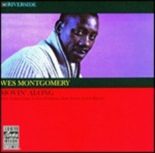 CD Movin' Along di Wes Montgomery