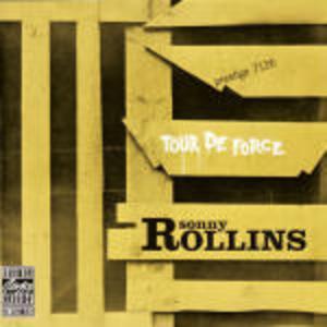 CD Tour de Force di Sonny Rollins