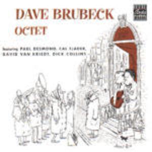 CD Dave Brubeck Octet di Dave Brubeck