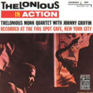 Thelonious in Action - CD Audio di Thelonious Monk