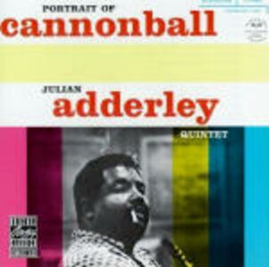 CD Know What I Mean? di Julian Cannonball Adderley
