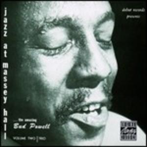 CD Jazz at Massey Hall vol.2 di Bud Powell (Trio)