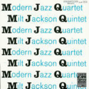 MJQ - CD Audio di Modern Jazz Quartet