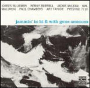 Jammin' in Hi-fi with Gene Ammons - CD Audio di Gene Ammons