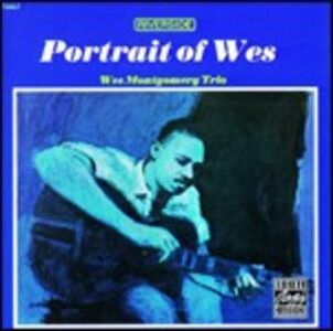 CD Portrait of Wes di Wes Montgomery