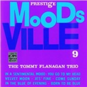 CD Tommy Flanagan Trio di Tommy Flanagan (Trio)