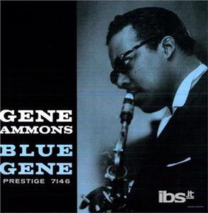 Vinile Blue Gene Gene Ammons