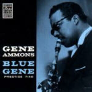 CD Blue Gene di Gene Ammons