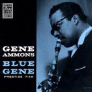 Foto Cover di Blue Gene, CD di Gene Ammons, prodotto da Concord