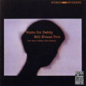CD Waltz for Debby di Bill Evans (Trio)