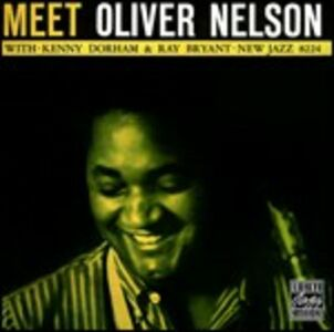 CD Meet Oliver Nelson di Oliver Nelson