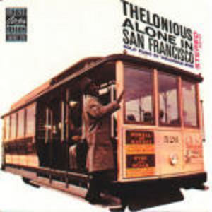 CD Alone in San Francisco di Thelonious Monk