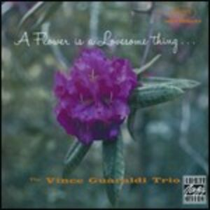 CD A Flower is a Lovesome Thing di Vince Guaraldi