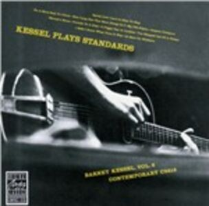 CD Kessel Plays Standards di Barney Kessel