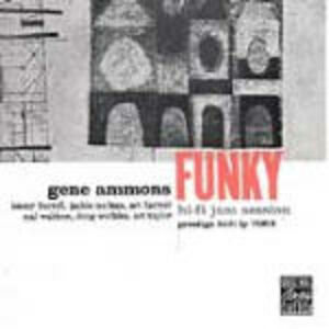 CD Funky di Gene Ammons