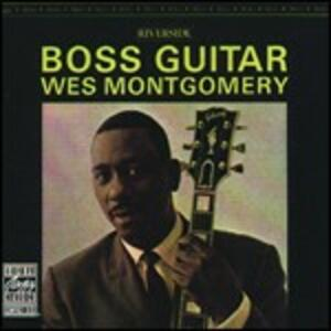 Boss Guitar - CD Audio di Wes Montgomery