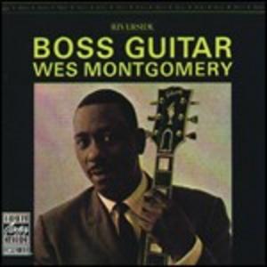 CD Boss Guitar di Wes Montgomery