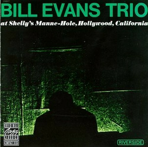 CD At Shelly's Manne-Hole di Bill Evans