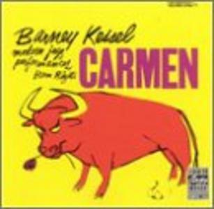Vinile Kessel Plays Carmen Barney Kessel