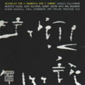CD Interplay for 2 Trumpets and 2 Tenors John Coltrane , Bobby Jaspar , Idrees Sulieman , Webster Young