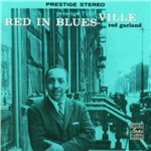 Red in Blues-Ville - CD Audio di Red Garland