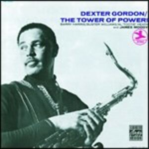 CD The Tower of Power di Dexter Gordon