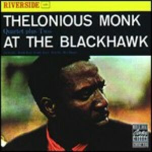 CD At the Blackhawk di Thelonious Monk