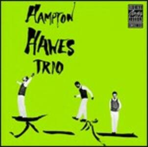 The Trio vol.1 - CD Audio di Hampton Hawes