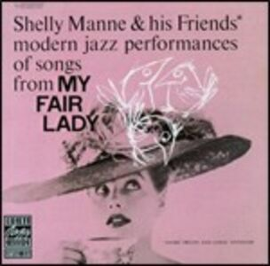 CD My Fair Lady di Shelly Manne