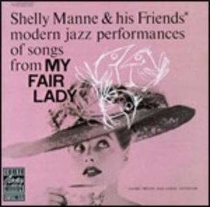 CD My Fair Lady di Shelly Manne